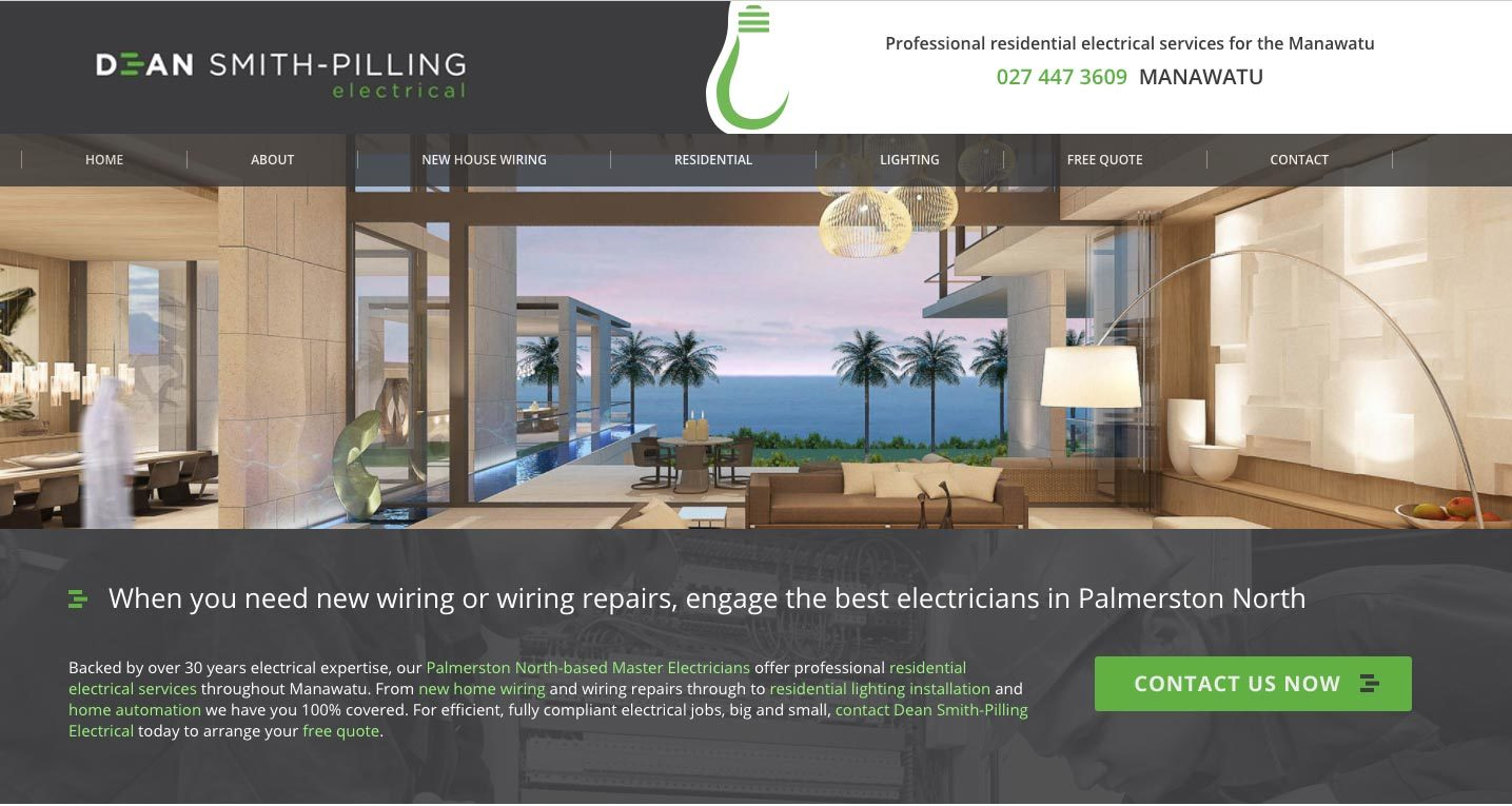 Web Design Wellington Auckland Christchurch Nz And Home Automation Wiring
